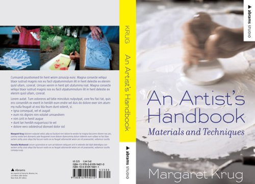 9780810994010: An Artist's Handbook: Materials and Technique