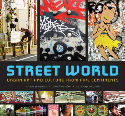 9780810994386: Street World: Urban Art and Culture from Five Continents