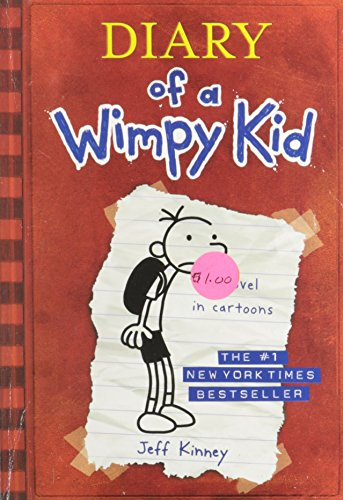 9780810994553: Diary of a Wimpy Kid (Scholastic Edition)