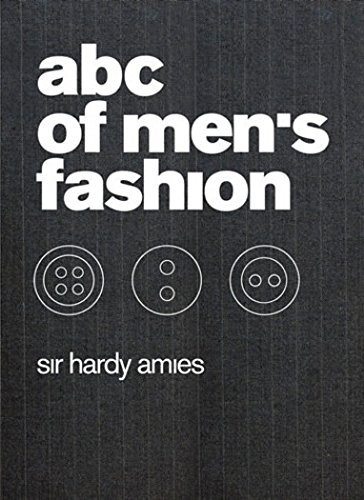 9780810994607: ABC of Men's Fashion