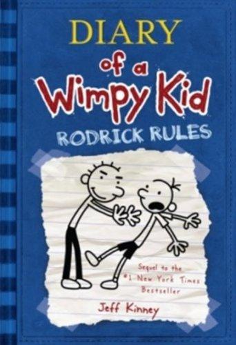 9780810994737: Rodrick Rules