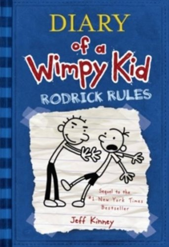 9780810994737: Diary of a Wimpy Kid: Rodrick Rules - #2