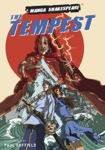 9780810994768: Manga Shakespeare: The Tempest