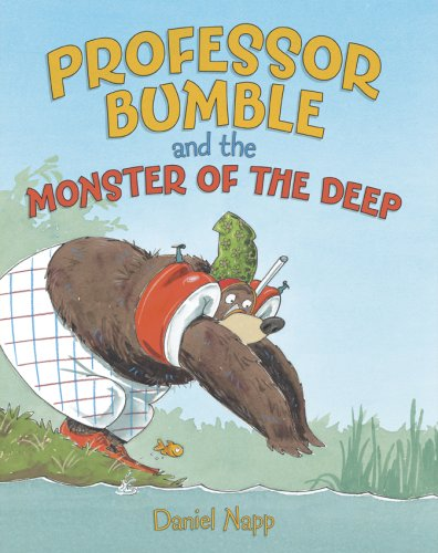 Professor Bumble and the Monster of the Deep: Daniel Napp