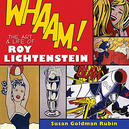 9780810994928: Whaam! The Art and Life of Roy Lichtenstein