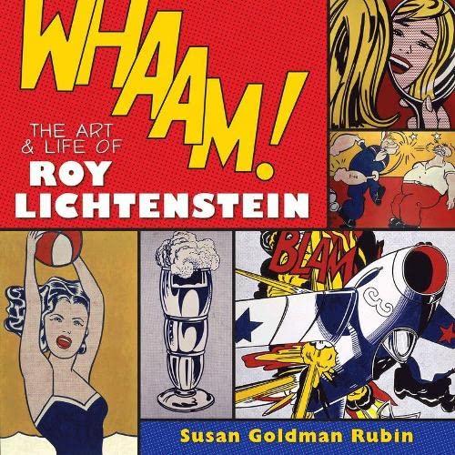 9780810994928: Whaam!: The Art & Life of Roy Lichtenstein