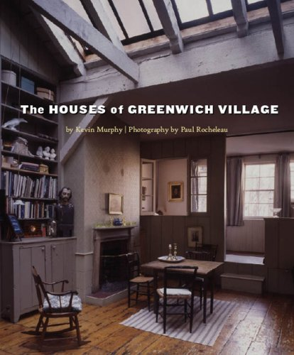 9780810995208: The Houses of Greenwich Village