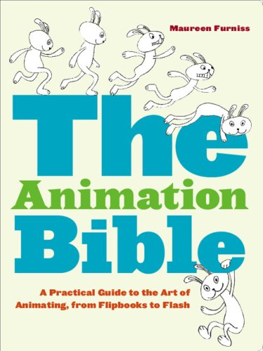 9780810995451: The Animation Bible: A Practical Guide to the Art of Animating from Flipbooks to Flash