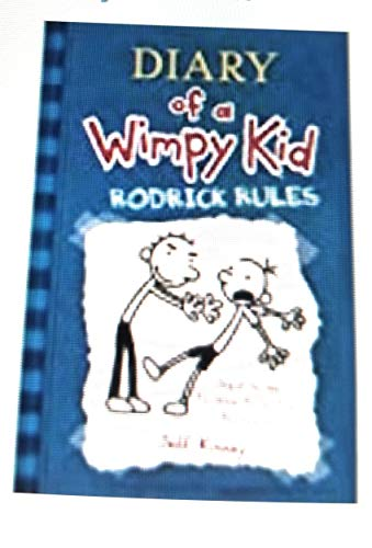 9780810995529 Rodrick Rules Diary Of A Wimpy Kid Book 2 By Jeff Kinney 2008 Paperback Abebooks Jeff Kinney 0810995522