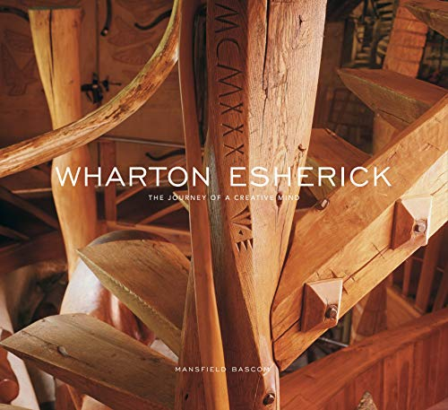 9780810995758: Wharton Esherick: The Journey of a Creative Mind