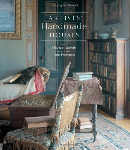 9780810995840: Artists' Handmade Houses