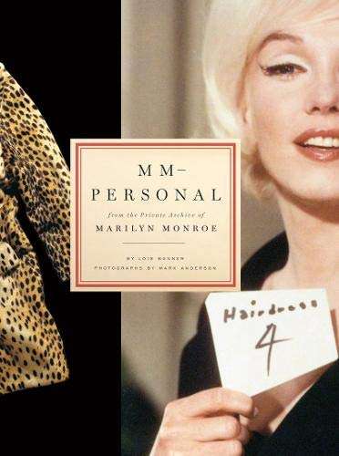 9780810995871: MM--Personal: From the Private Archive of Marilyn Monroe