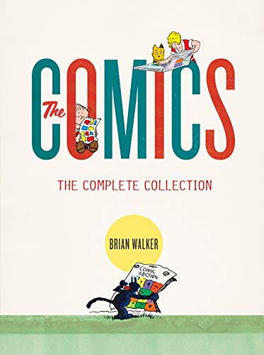 9780810995956: The Comics: The Complete Collection