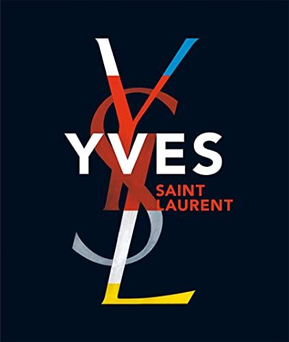 Yves Saint Laurent (Hardcover): Farid Chenoune
