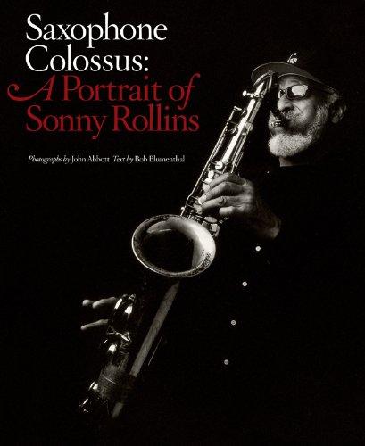 9780810996151: Saxophone Colossus: A Portrait of Sonny Rollins