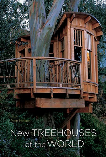 9780810996328: New Treehouses of the World