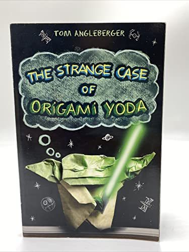 9780810996502: The Strange Case of Origami Yoda