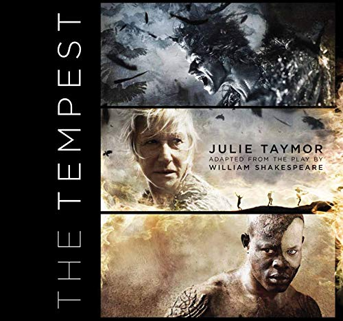 The Tempest (0810996553) by Taymor, Julie; Shakespeare, William