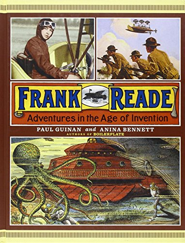 9780810996618: Frank Reade: Adventures in the Age of Invention