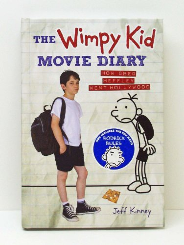 9780810996847: The Wimpy Kid Movie Diary (How Greg Heffley Went Hollywood)