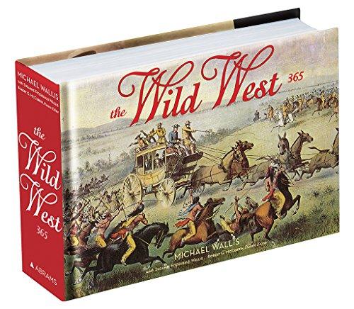 9780810996892: The Wild West: 365 Days
