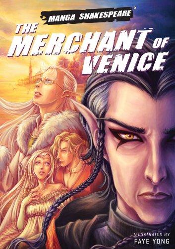 9780810997172: Manga Shakespeare: The Merchant of Venice