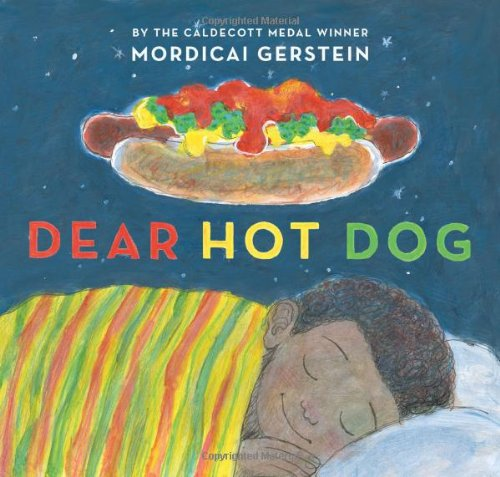 Dear Hot Dog (0810997320) by Gerstein, Mordicai