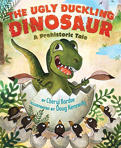 9780810997394: The Ugly Duckling Dinosaur: A Prehistoric Tale