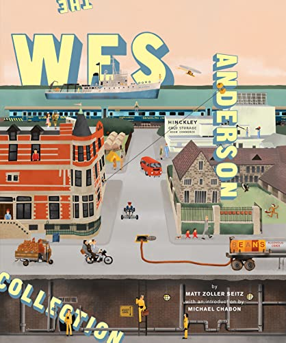 9780810997417: The Wes Anderson Collection