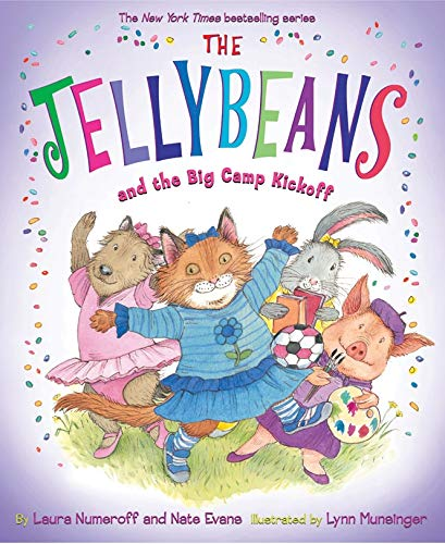 9780810997653: The Jellybeans and the Big Camp Kickoff