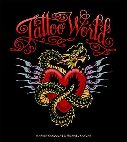 9780810997899: Tattoo World