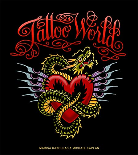 9780810997899: Tattoo world: (E)