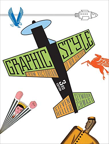 9780810997912: Graphic Style: From Victorian to New Century