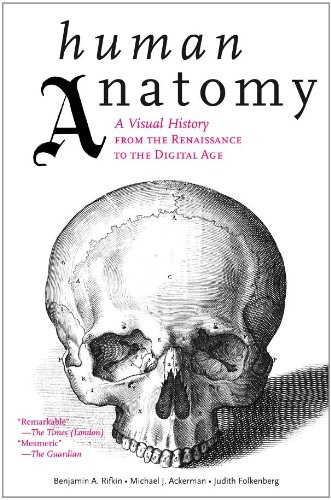 9780810997981: Human Anatomy: A Visual History from the Renaissance to the Digital Age