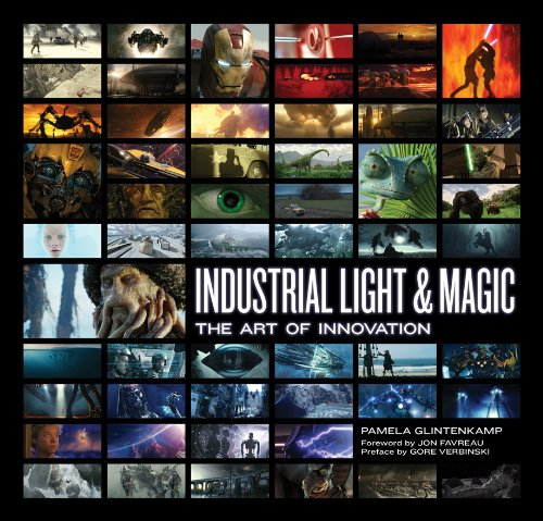 9780810998025: Industrial Light & Magic: The Art of Innovation