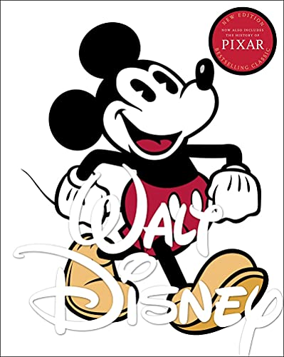 9780810998148: The Art of Walt Disney: From Mickey Mouse to the Magic Kingdoms and Beyond