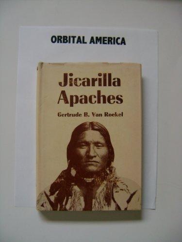 9780811104012: Jicarilla Apaches