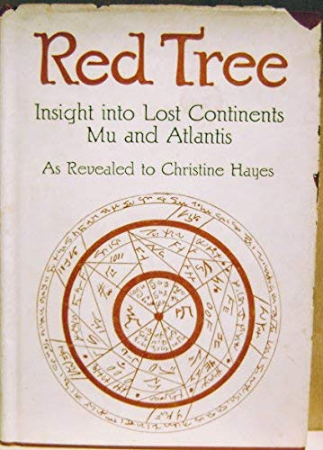 9780811104654: Red tree: insight into lost continents, Mu and Atlantis,