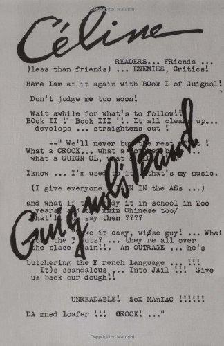 9780811200189: Guignol's Band: Novel