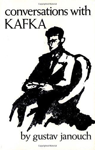 9780811200714: Conversations With Kafka