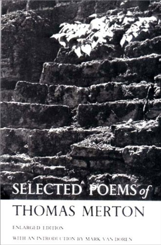 9780811201001: Selected Poems of Thomas Merton (New directions paperbooks)
