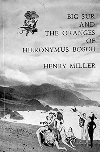 9780811201070: Big Sur and the Oranges of Hieronymus Bosch (New Directions Paperbook)