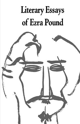 9780811201575: Literary Essays of Ezra Pound