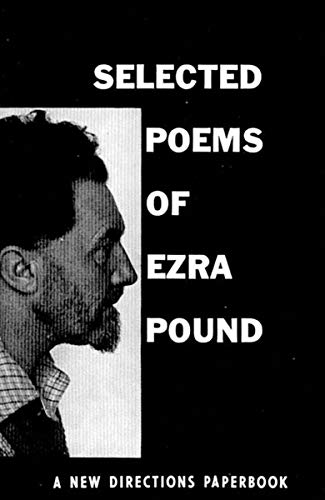 9780811201629: Selected Poems of Ezra Pound (New Directions Paperbook)