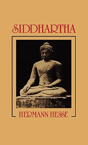 9780811202923: Siddhartha