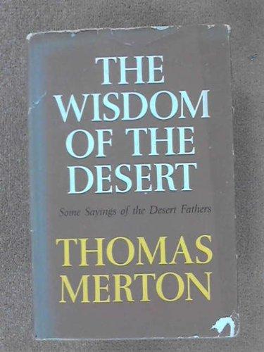 9780811203135: Merton Wisdom of the Desert