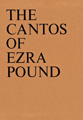9780811203500: The Cantos of Ezra Pound (New Directions Books)