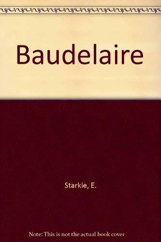 9780811203876: Baudelaire