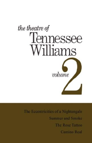 Theatre of Tennessee Williams Vol 2 (0811204189) by Tennessee Williams