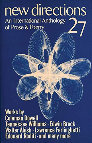 New Directions 27. An International Anthology of Prose and Poetry.